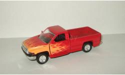 Додж Dodge Ram 1996 Пикап Road Champs 1:43, масштабная модель, 1/43