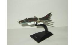 самолет Сухой Су 17м4 1970 СССР серия Легендарные самолеты IXO De Agostini 1:143, масштабные модели авиации, DeAgostini (военная серия)