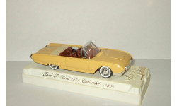 Форд Ford Thunderbird 1961 Solido Age D'or 1:43, масштабная модель, 1/43