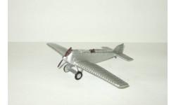 самолет Поликарпов И 1 1923 серия Легендарные самолеты IXO De Agostini 1:148, масштабные модели авиации, DeAgostini (военная серия)