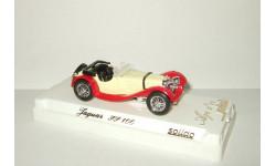 Ягуар Jaguar SS 100 1938 Solido Age D'or 1:43 Ранний, масштабная модель, 1/43