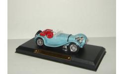 Ягуар Jaguar SS 100 1938 IXO 1:43, масштабная модель, 1/43, IXO Road (серии MOC, CLC)