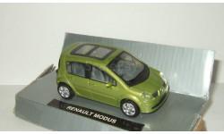 Рено Renault Modus 2005 New Ray 1:43, масштабная модель, scale43