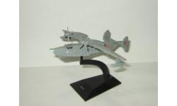 самолет Бе 12 1961 СССР серия Легендарные самолеты IXO De Agostini 1:200, масштабные модели авиации, DeAgostini (военная серия)
