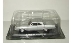 Плимут Plymouth Belvedere 1964 Del Prado 1:43, масштабная модель, 1/43, Del Prado (серия Городские автомобили)