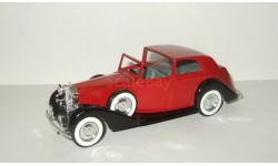 Роллс Ройс Rolls Royce Phantom 1939 1:43 Ранний Made in France