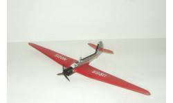 самолет АНТ 25 1934 СССР Легендарные самолеты IXO De Agostini 1:183, масштабные модели авиации, DeAgostini (военная серия)