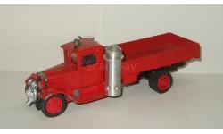 Зис 13 (Зис 5 Газогенератоный) Пожарный 1939 СССР Ломо АВМ 1:43 1 из 50 моделей