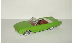 Форд Ford Thunderbird 1961 Зеленый Solido 1:43, масштабная модель, 1/43