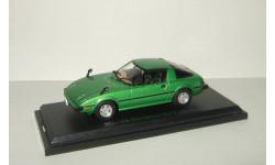 Мазда Mazda Savanna RX-7 1978 Aoshima / Ebbro 1:43, масштабная модель, 1/43