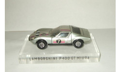 Ламборгини Lamborghini Miura P400 Corgi Diecast 1:43 Made in Great Britain