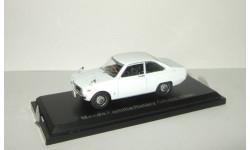 Мазда Mazda Familia Rotary Coupe 1968 Aoshima / Ebbro 1:43, масштабная модель, 1/43