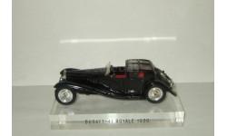 Бугатти Bugatti Royale 41 1930 Solido 1:43