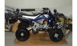 Квадроцикл Ямаха Yamaha YFZ 450 2008 4x4 New Ray 1:12, масштабная модель, scale12