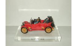 Даймлер Daimler 1910 + пассажиры Corgi Classics 1:43, масштабная модель, 1/43