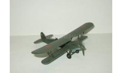 самолет Поликарпова Р 5 1931 СССР Легендарные самолеты IXO De Agostini 1:93, масштабные модели авиации, DeAgostini (военная серия)