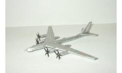 самолет Туполев ТУ 95 МС 1956 СССР Легендарные самолеты IXO De Agostini 1:344, масштабные модели авиации, DeAgostini (военная серия)