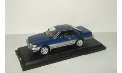 Ниссан Nissan Leopard 1986 Aoshima / Ebbro 1:43, масштабная модель, 1/43