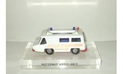 Микро автобус Скорая помощь Minibus Corgi 1:43, масштабная модель, 1/43