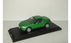 Хонда Honda CR-X Delsol 1992 Aoshima / Ebbro 1:43, масштабная модель, 1/43
