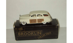 Паккард Packard Woody Station Wagon 1948 Brooklin 1:43 BRK43, масштабная модель, 1/43
