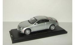 Ниссан Nissan Skyline V35 Coupe 2003 Aoshima / Ebbro 1:43, масштабная модель, 1/43