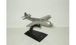 самолет Миг 9 1947 СССР серия Легендарные самолеты IXO De Agostini 1:94, масштабные модели авиации, IXO Самолёты