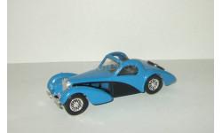 Бугатти Bugatti Type 57 S Atalante 1939 Solido 1:43, масштабная модель, 1/43