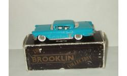 Шевроле Chevrolet Impala Hardtop Sport Coupe 1958 Brooklin 1:43, масштабная модель, 1/43