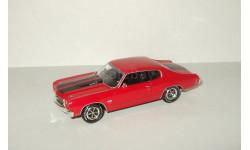 Шевроле Chevrolet Chevelle SS 454 1970 Dinky Matchbox 1:43, масштабная модель, 1/43