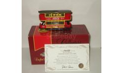 трамвай Preston Type 1920 'Coca Cola' Dinky Matchbox 1:87, масштабная модель, 1/87