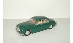 Ягуар Jaguar Mark II 1959 Maisto 1:43, масштабная модель, 1/43, Maisto-Swarovski