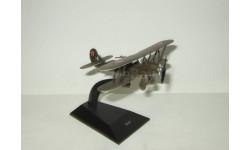 самолет Поликарпова По 2 1928 СССР Легендарные самолеты IXO De Agostini 1:98, масштабные модели авиации, IXO Самолёты