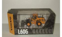 трактор Вольво Volvo L 60 G Wheel Loader Motorart 1:50, масштабная модель, 1/50