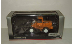 трактор Вольво Volvo Wheel Loader Motorart 1:50