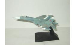 самолет Сухой Су 27 1977 СССР Легендарные самолеты IXO De Agostini 1:161, масштабные модели авиации, IXO Самолёты