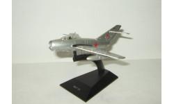 самолет Миг 15 1950 СССР Легендарные самолеты IXO De Agostini 1:93, масштабные модели авиации, IXO Самолёты