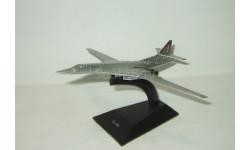 самолет Туполев Ту 160 1982 СССР серия Легендарные самолеты IXO De Agostini 1:360, масштабные модели авиации, DeAgostini (военная серия)
