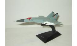 самолет Миг 25 П 1971 СССР серия Легендарные самолеты IXO De Agostini 1:147, масштабные модели авиации, DeAgostini (военная серия)