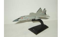 самолет Миг 31 1976 СССР серия Легендарные самолеты IXO De Agostini 1:149, масштабные модели авиации, DeAgostini (военная серия)