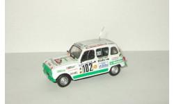 Рено Renault R 4 Vitesse 1:43, масштабная модель, 1/43