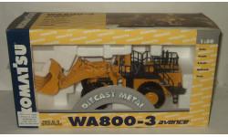 трактор бульдозер Комацу Komatsu WA 800-3 Joal 1:50