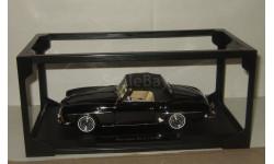 Мерседес MERCEDES BENZ 190 SL (W121) 1957 Черный Norev 1:18 183538