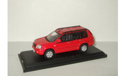 Ниссан Nissan X-Trail 2005 4x4 4WD Aoshima / Ebbro 1:43, масштабная модель, 1/43