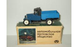 Амо Ф15 грузовик Сделано в СССР Элекон Арек 1:43, масштабная модель, scale43