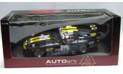 Додж Dodge Viper GTS-R 1998 Le Mans № 56 AutoArt 1:18 89822, масштабная модель, 1/18