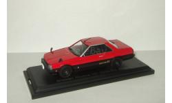 Ниссан Nissan Skyline HT 2000 RS 1981 Aoshima / Ebbro 1:43, масштабная модель, 1/43