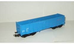 вагон Грузовой Голубой Железная Дорога Пико Piko HO 1:87, железнодорожная модель
