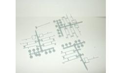 набор Дополнение (детали к зданиям, вагонам и поездам) Железная дорога Piko HO 1:87, железнодорожная модель