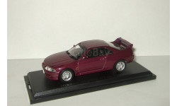 Ниссан Nissan Skyline GT-R 1995 Aoshima / Ebbro 1:43, масштабная модель, 1/43